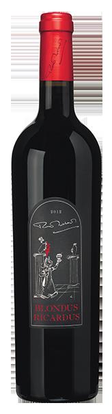 Vins Pierre Richard - BLONDUS RICARDUS 2018
