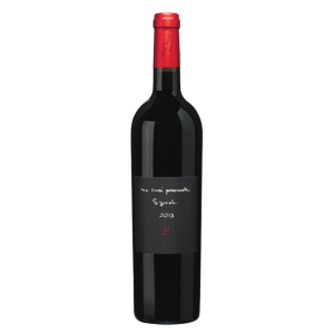 Vins Pierre Richard - MA CUVÉE PERSONNELLE SYRAH 2020 – Panachage