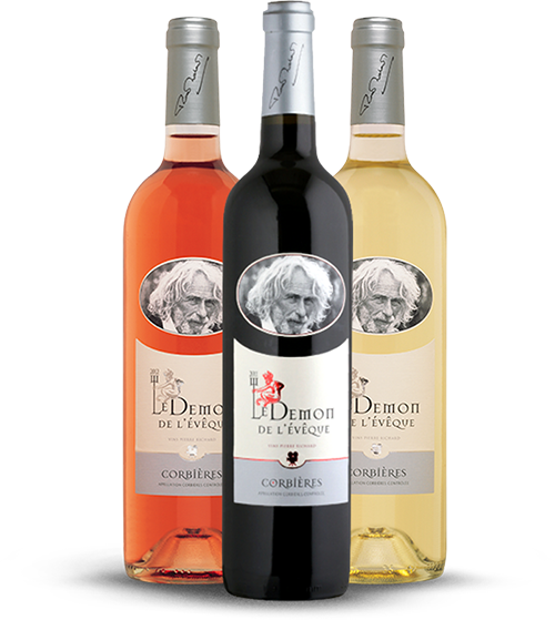 Vins Pierre Richard - collection vins populaires