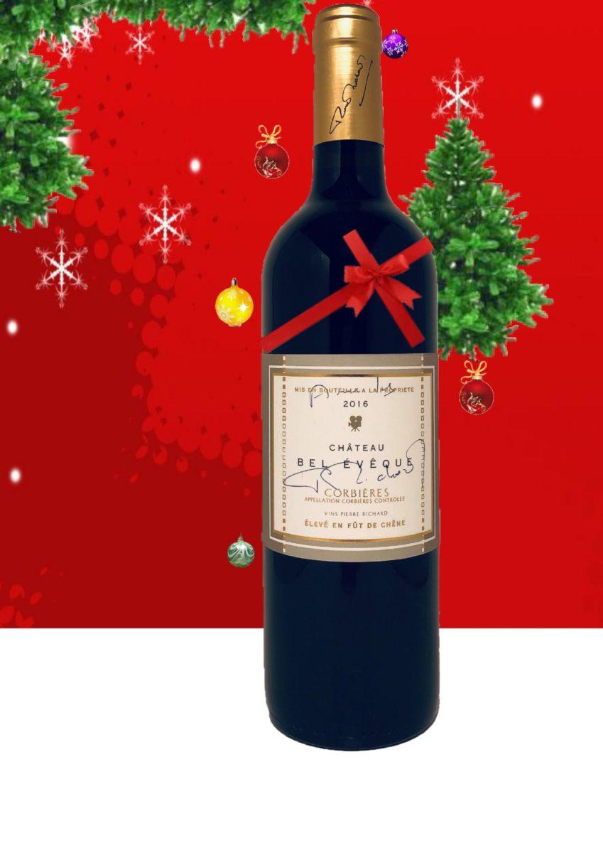Vins Pierre Richard - Promotion Noël Avant Noël