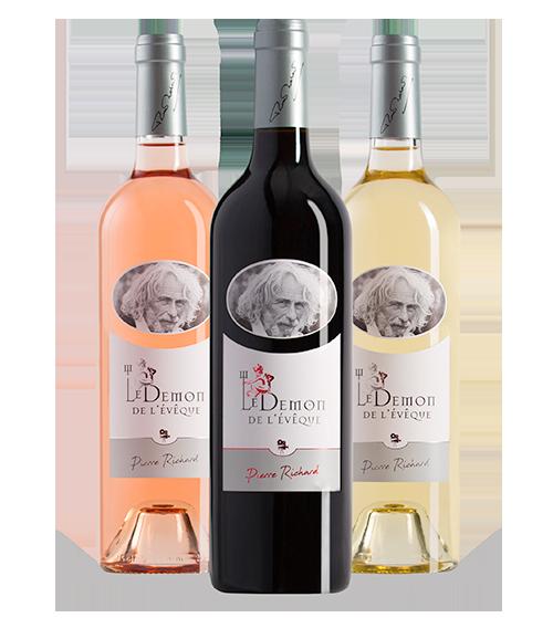 Vins Pierre Richard - collection vins populaires